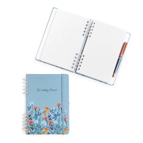 Bullet journal bloom in spring